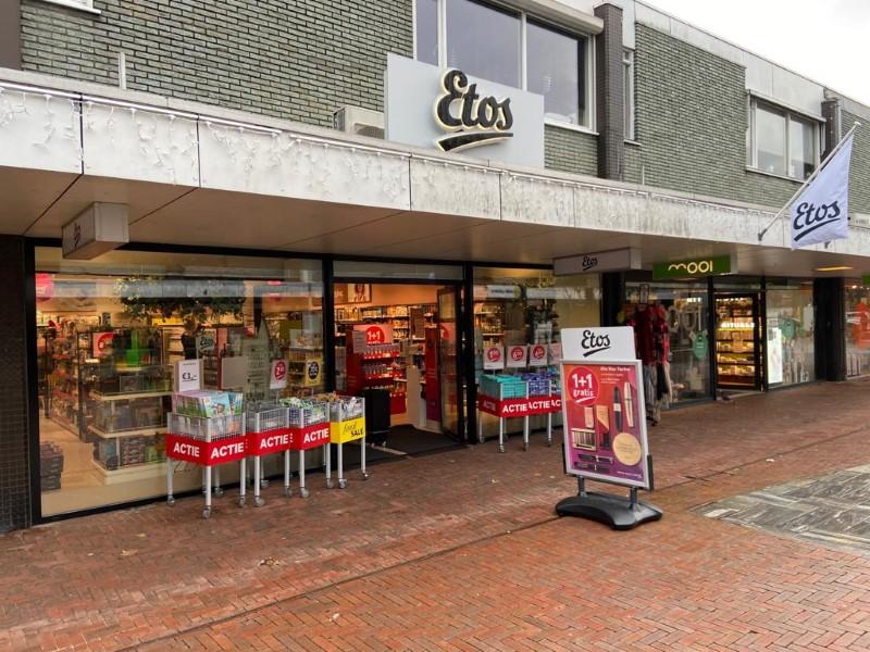Etos Kroes Vlaardingen De Loper Winkelcentrum
